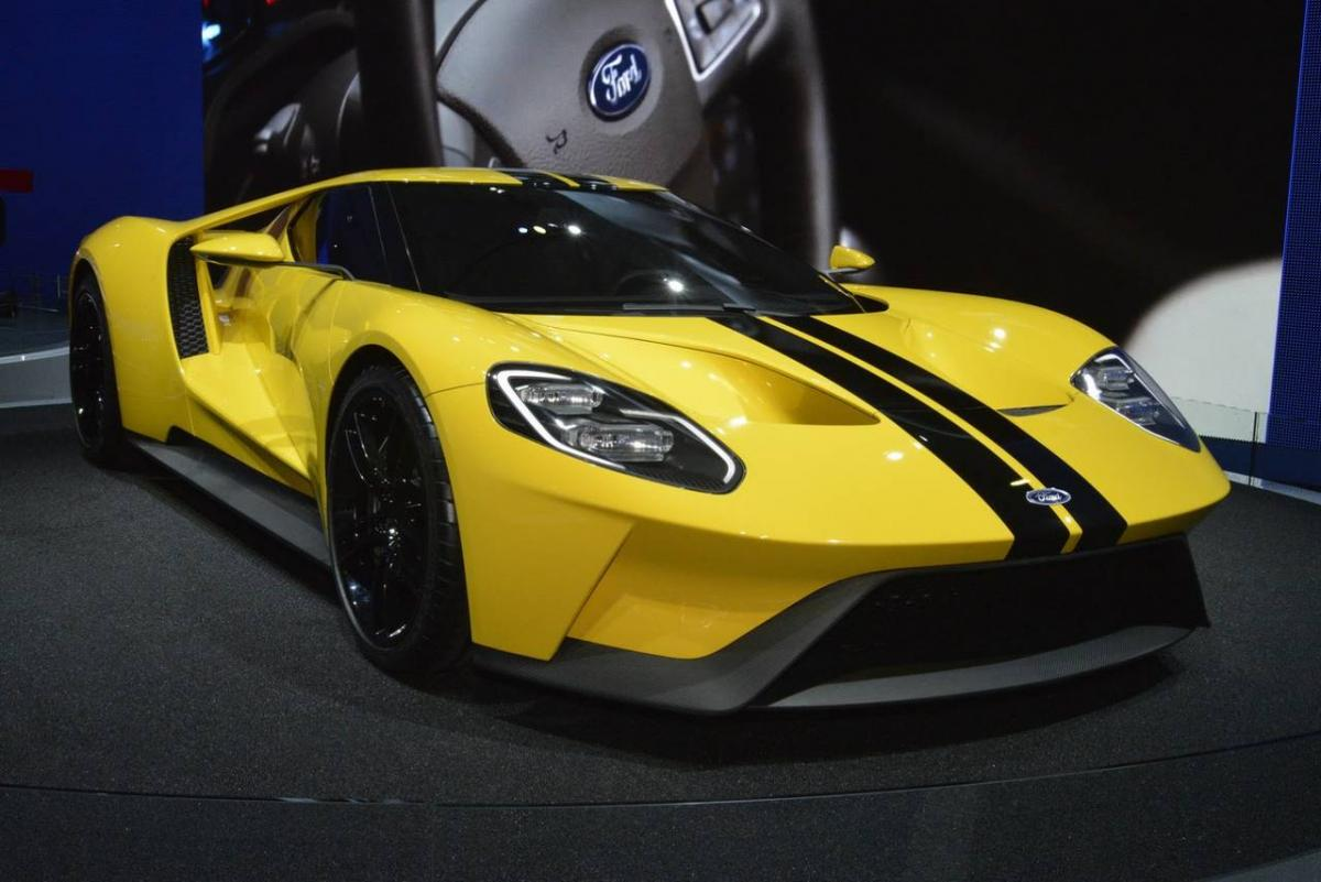 Bookings open for New Ford GT, only 500 units to be sold now