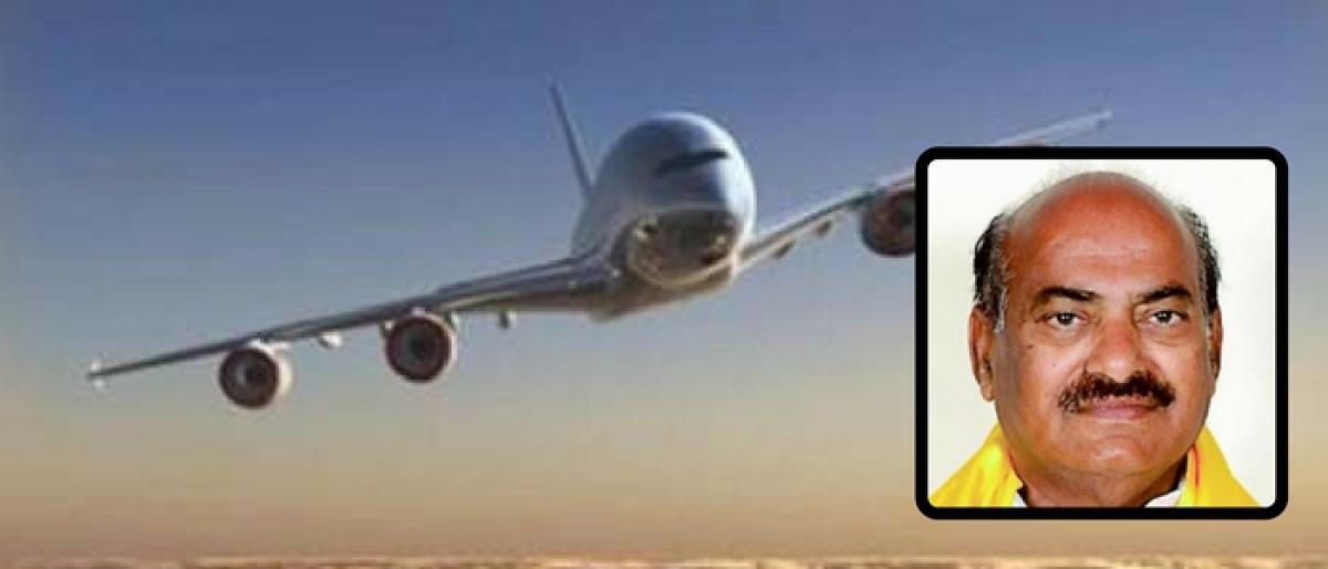 More airlines bar JC; Raju promises probe