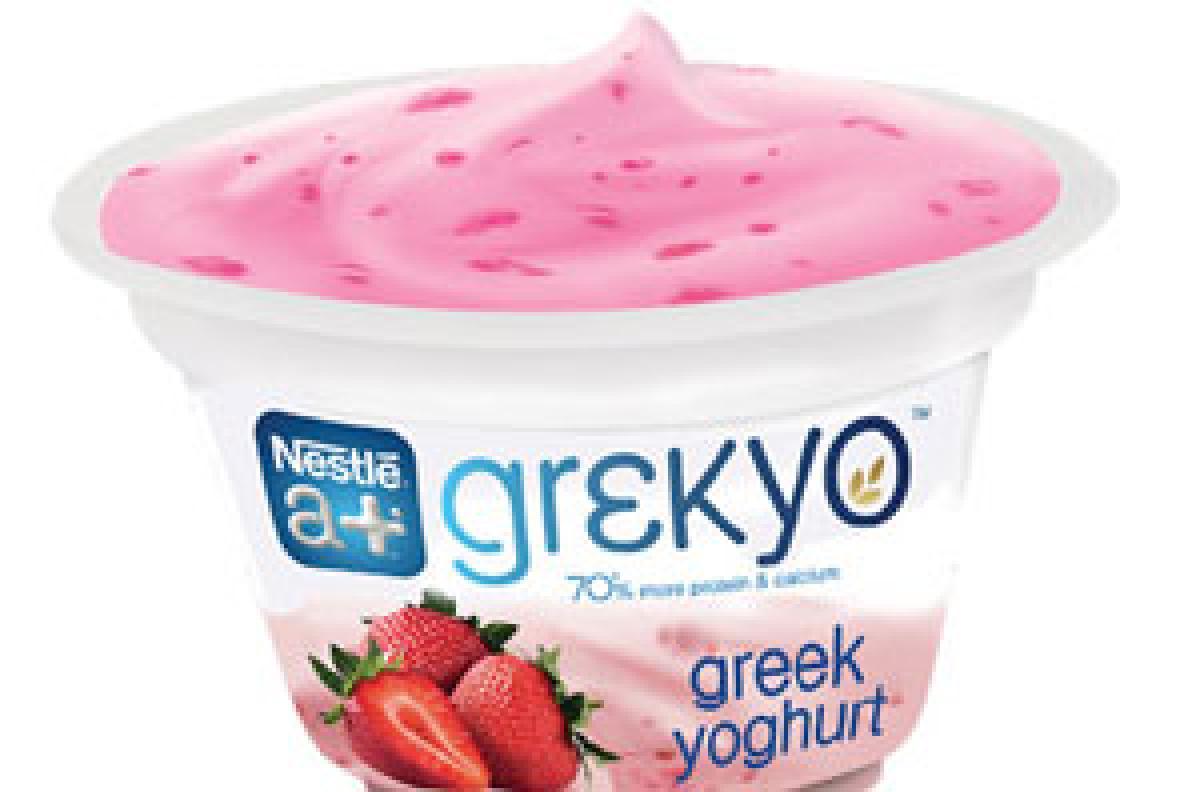 Nestlé India Launches NESTLÉ a+ GREKYO Yoghurt