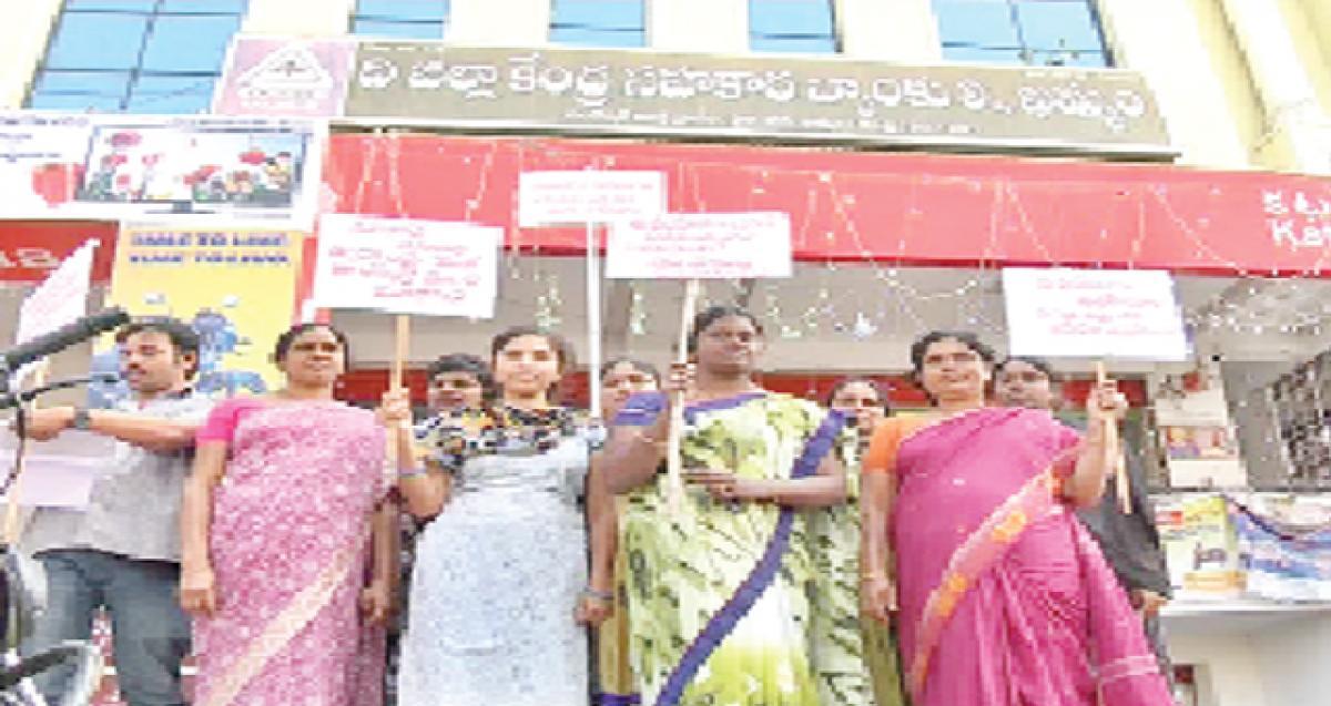 Farmers seek exchange in cooperative Banks