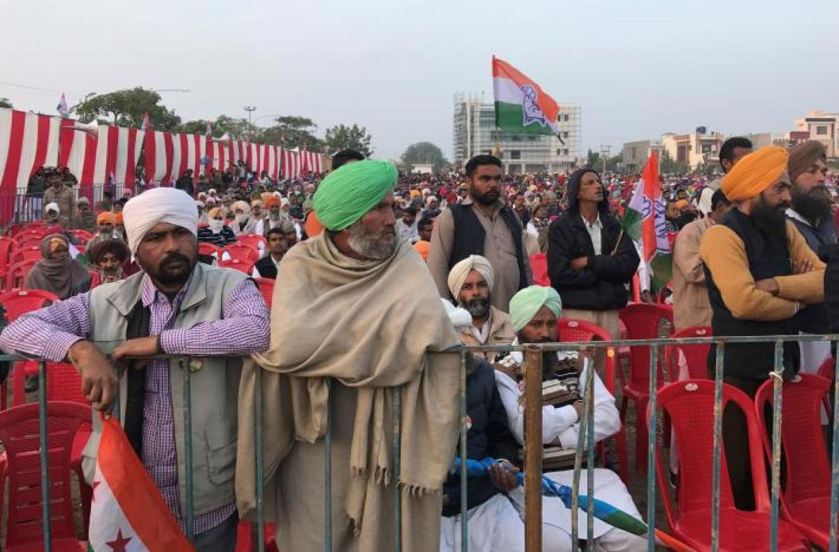 In Punjab, jobless youth take a chance with anti-establishment party AAP