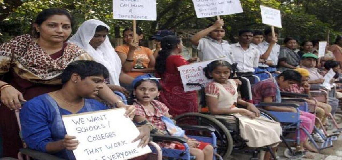Why 12.1 mn divyaang are illiterate