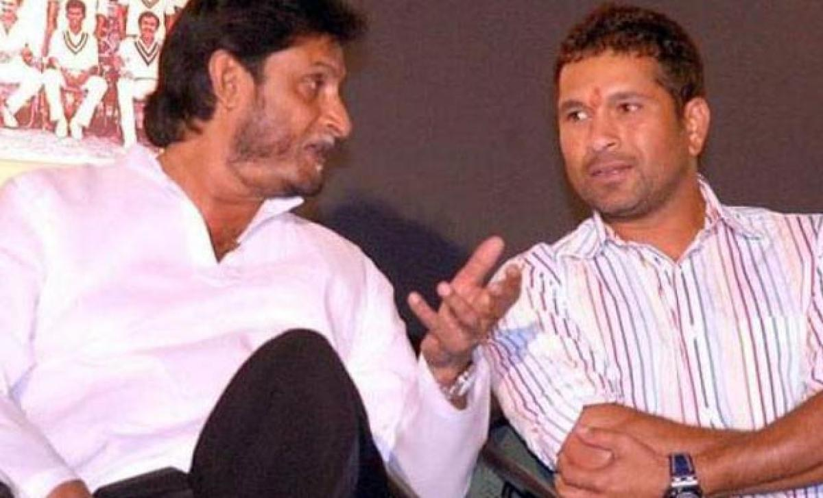 Patil bombshell: Sachin was to be dropped from ODIs
