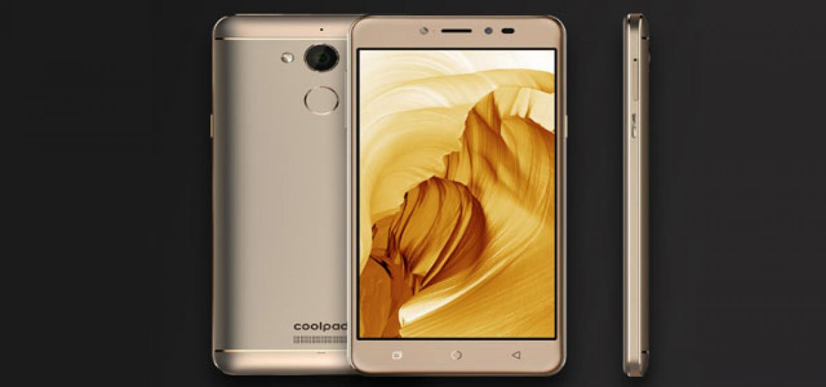 Coolpad Note 5:A value-for-money smartphone