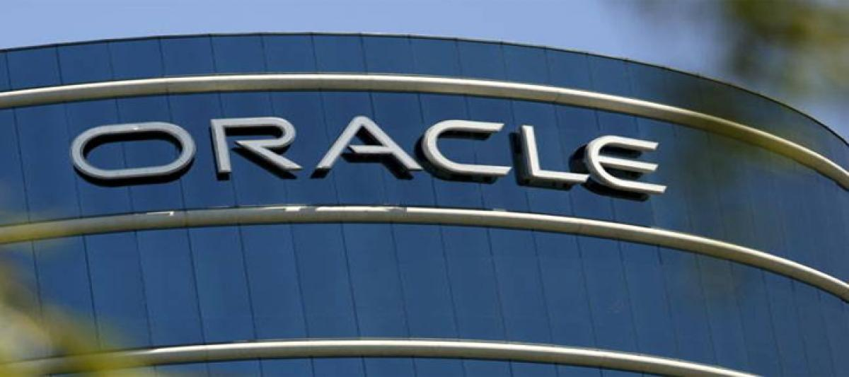 Oracle to expand base in India