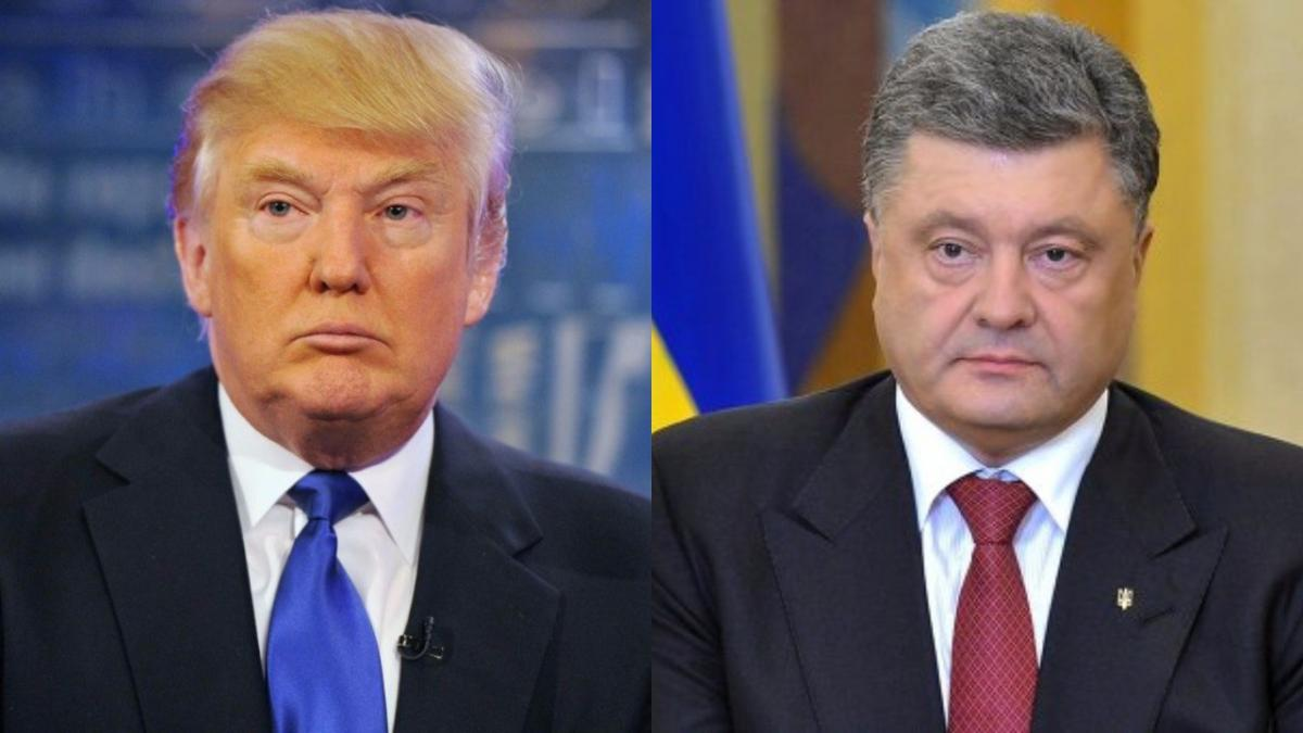 Trump assures Ukrainian President to restore peace along Russia-Ukraine border