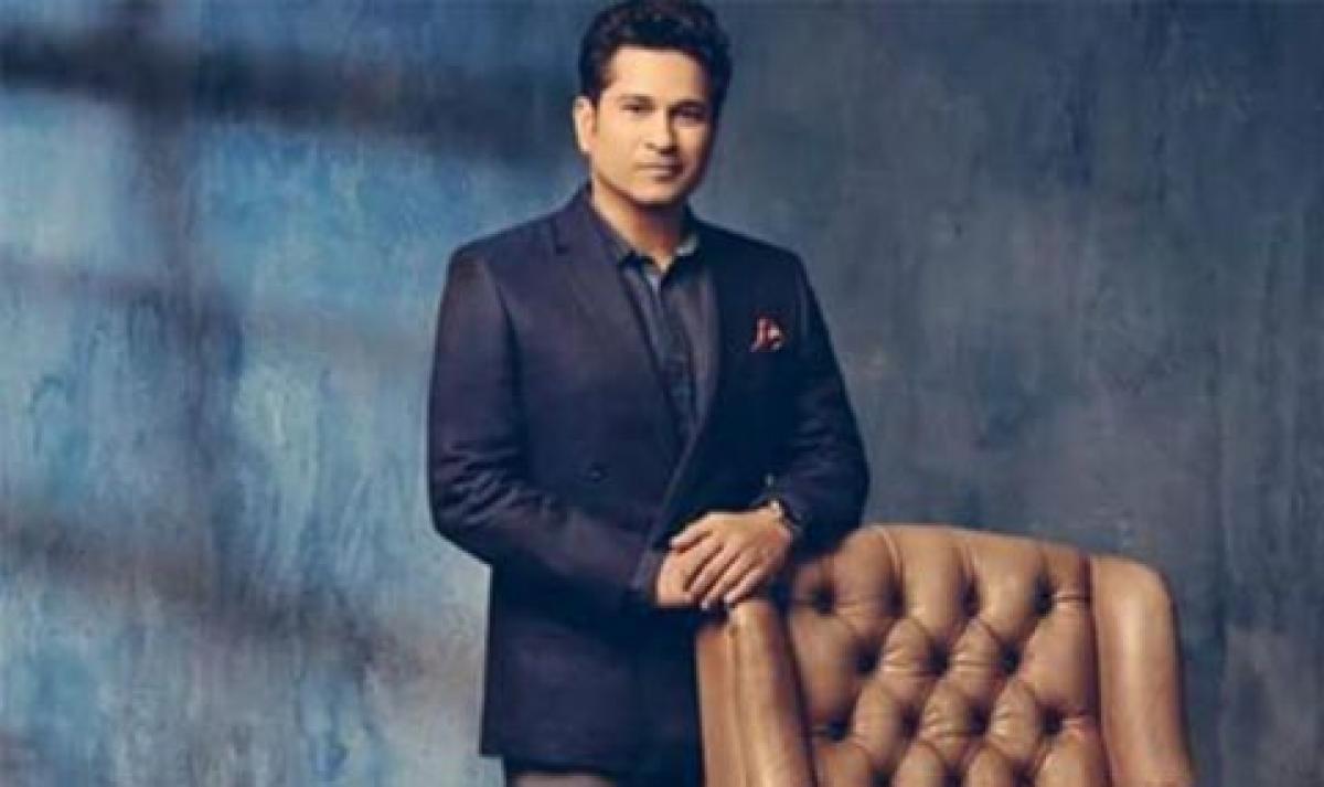 Sachin Tendulkars fashion brand goes online on Myntra