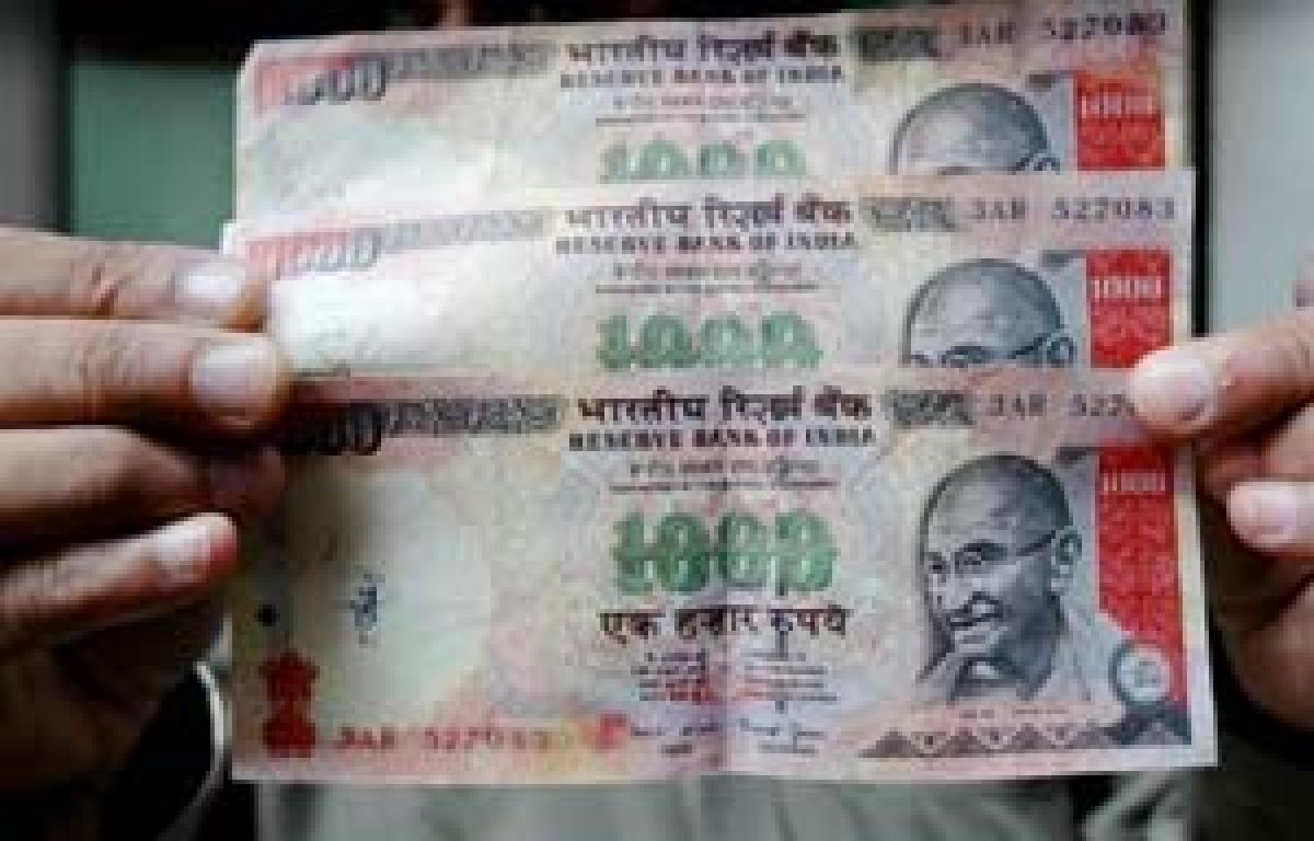 New numbering to check counterfeit notes