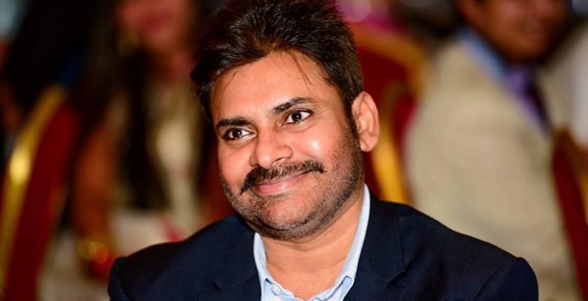 S Radha Krishna bets big on Pawan Kalyan