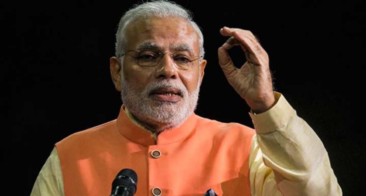 Narendra Modi says victory of climate justice