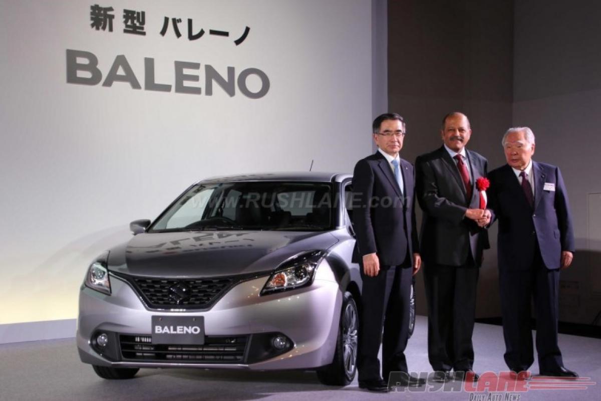 Made in India Suzuki Baleno to cost 1.41 million Yen in Japan