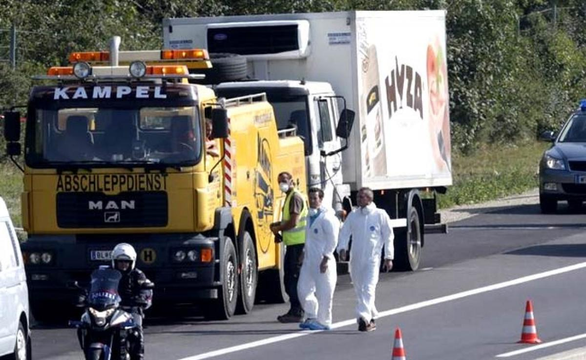 Austria Death Truck Suspects Tell Court They Are Innocent