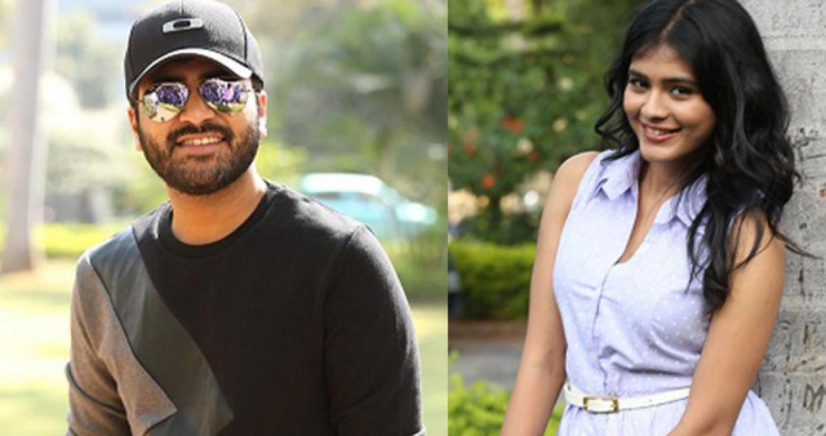 Sharwanand to pair up with Hebah Patel