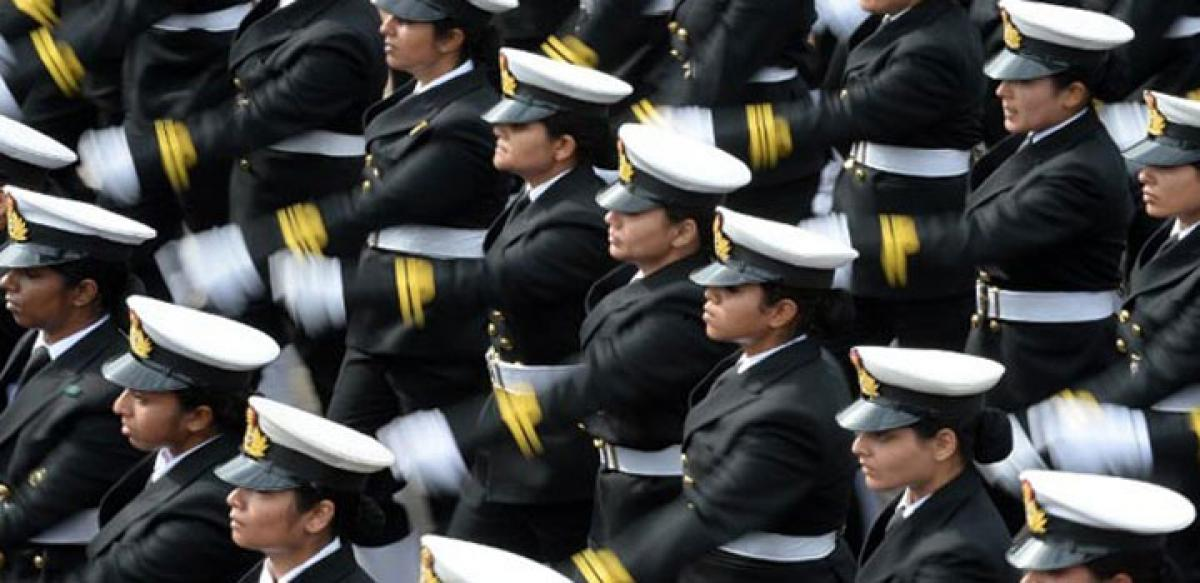 Supreme Court suspends High Courtorder on permanent commission for women in navy