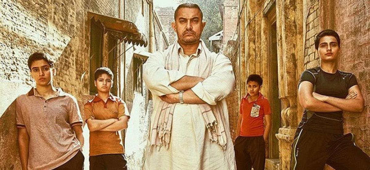 Dangal earns over USD 3 mn in less than two days in China