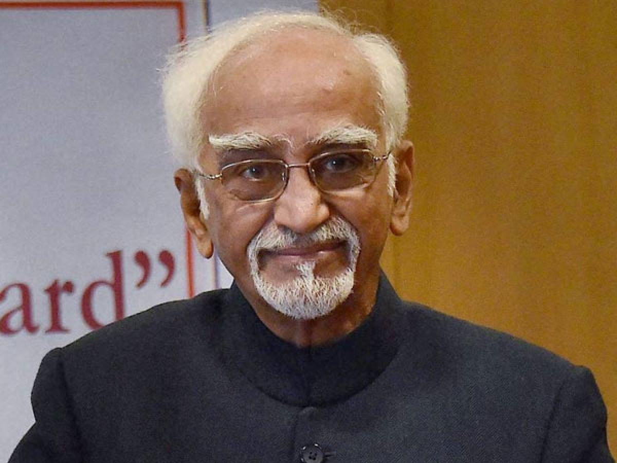 Indias Response To Attacks On Africans Comprehensive: Vice President Hamid Ansari