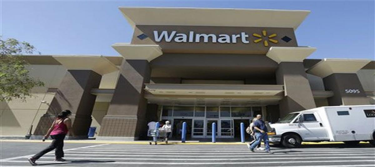 Wal-Mart paid millions of dollars in bribes in India: report