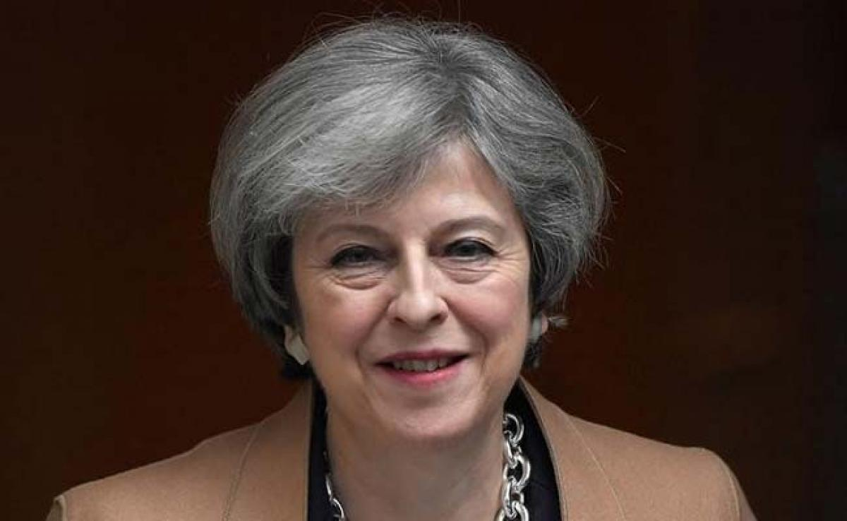 British PM Theresa May Signs Letter That Will Start Brexit: Government