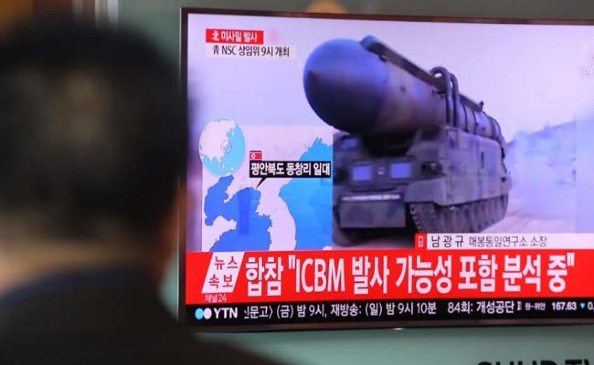 North Korea Warns Of