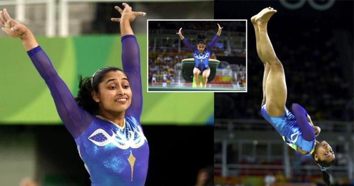 Post Rio Olympics feat, Dipa Karmakar wants to leave a lasting legacy in gymnastics