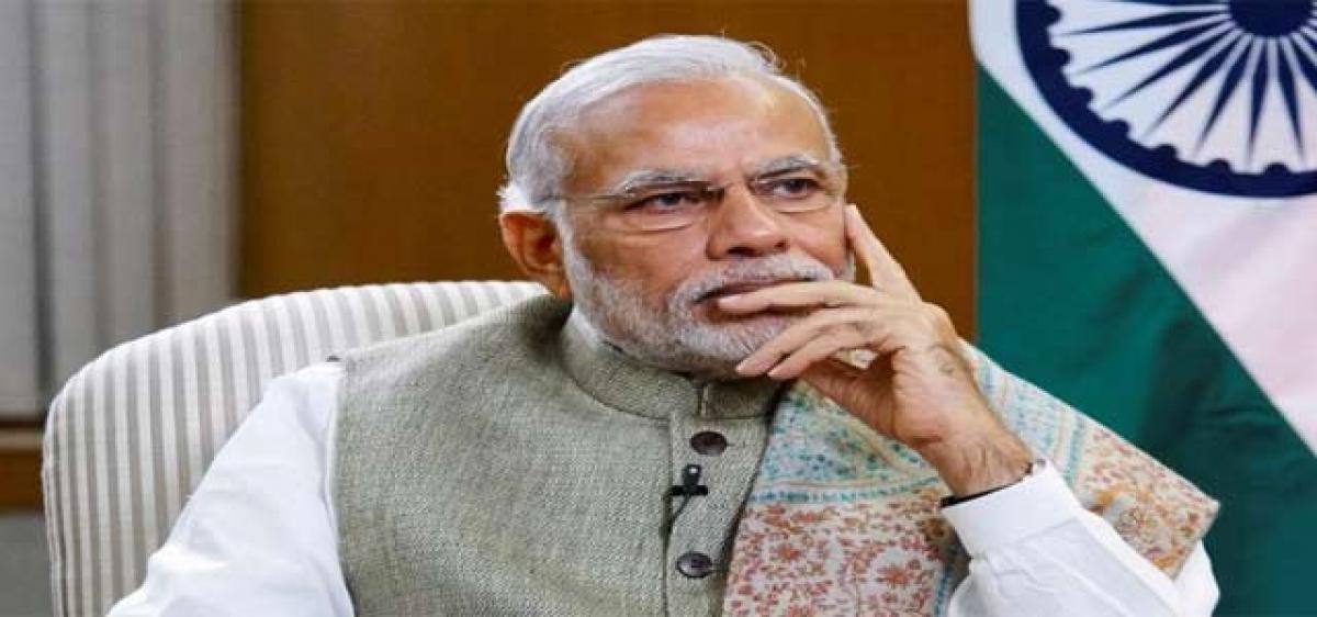 Demonising Modi way