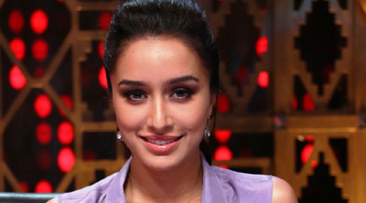 Aashiqui girl Shraddha Kapoor