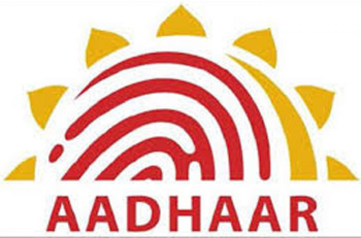 Aadhaar must for admissions