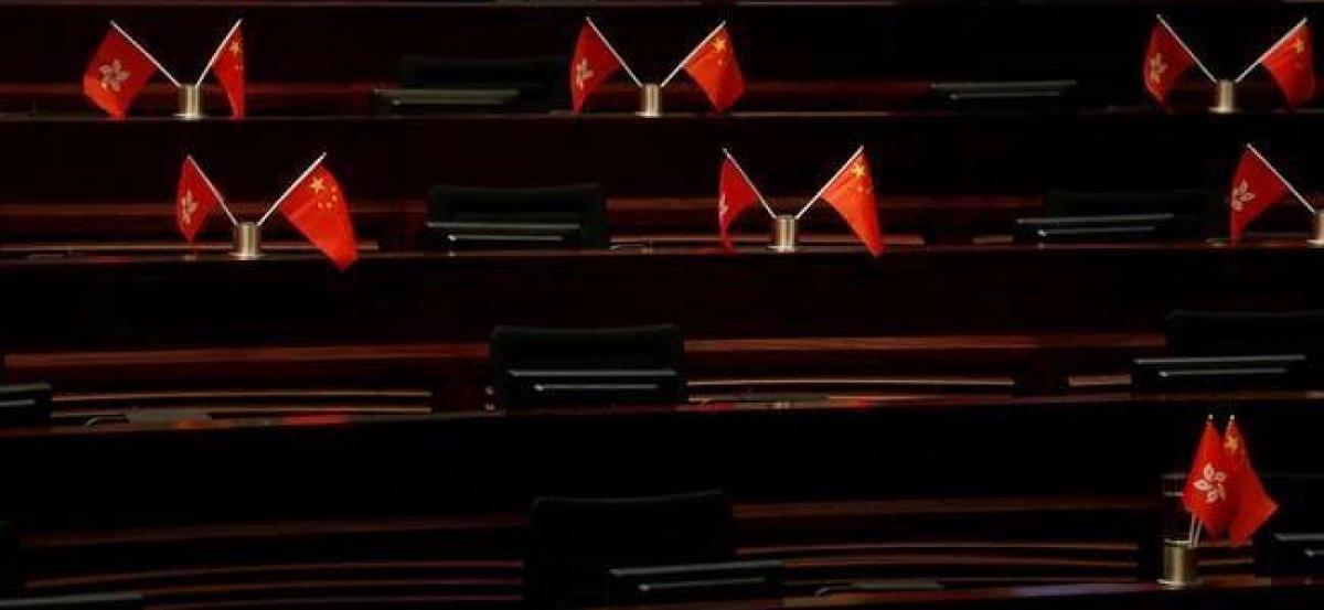 China says wont allow Hong Kong to be used as subversion base