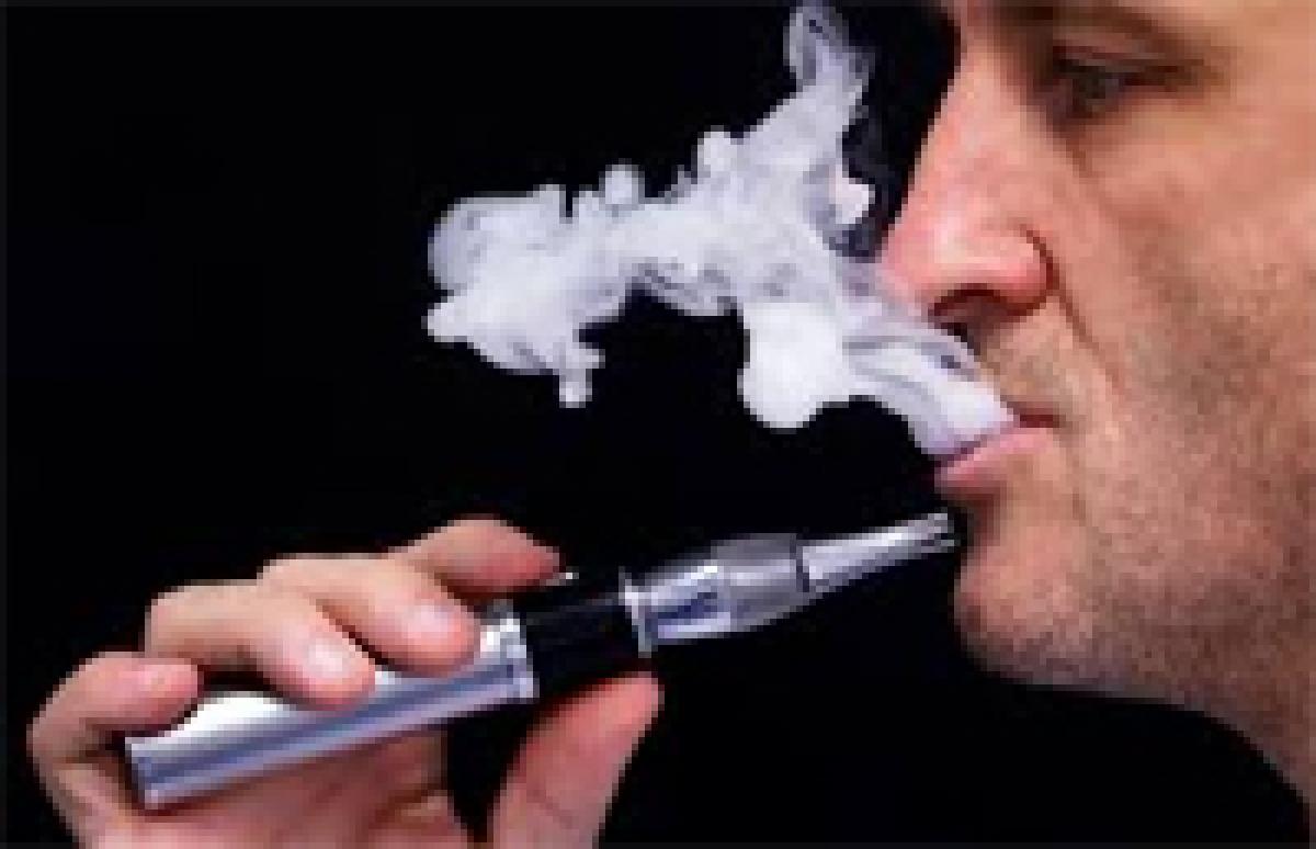 Who said E Cigarettes were harmless?
