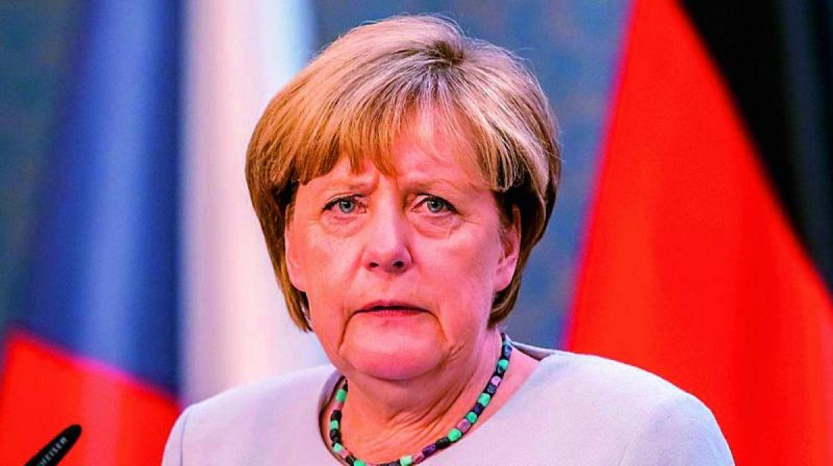 Erdogans Nazi swipe at Germanys Merkel draws criticism