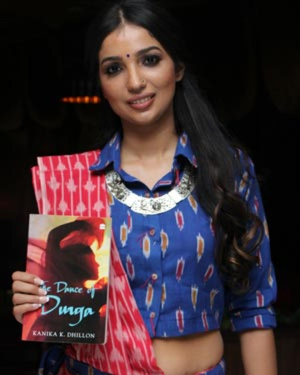 Rana to give voice to Kanika's book