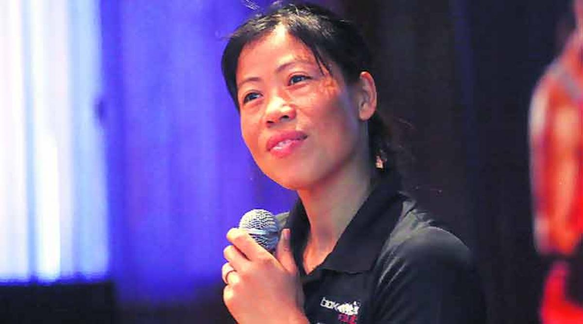 It is very sad to know that India is no. 3 in doping: Mary Kom
