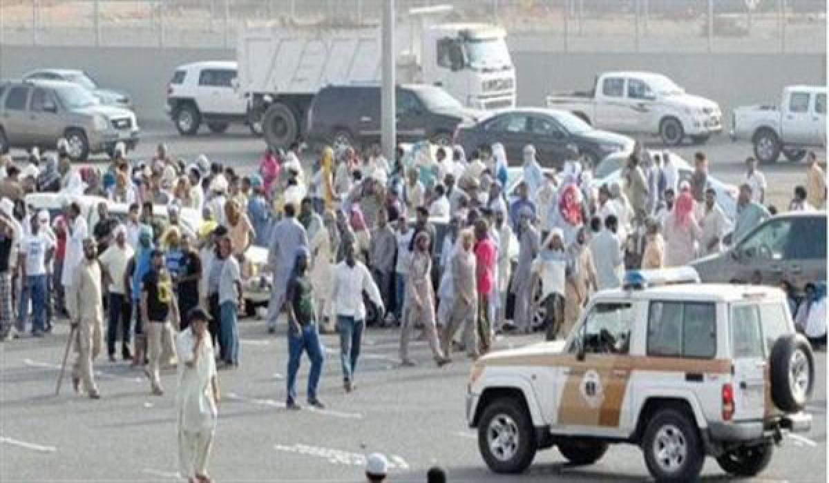 Two option before sacked Indian workers in Saudi Arabia