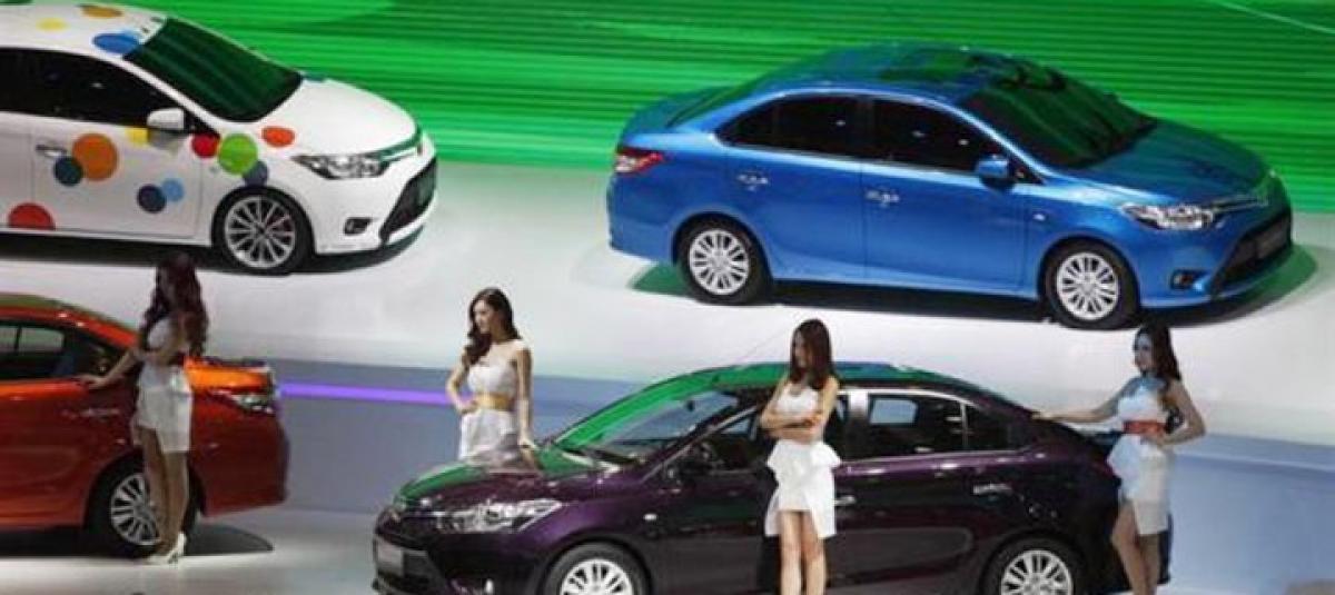 Toyota bets big on pricier premium models in Indian market