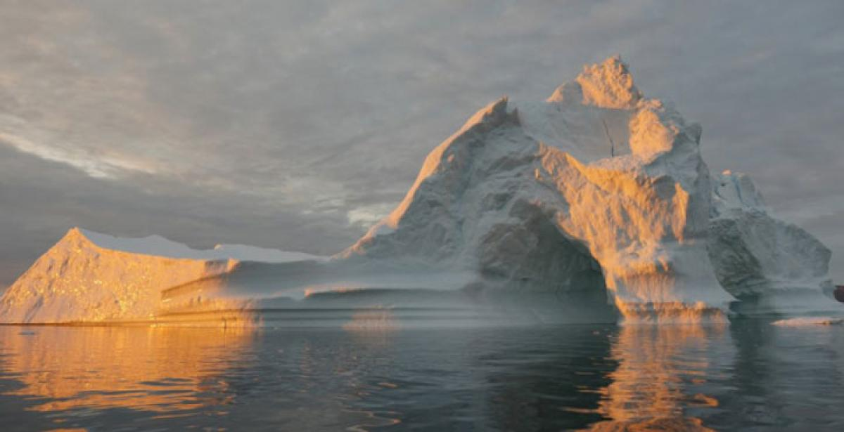 Clouds blamed for rapid Greenland ice sheet melt