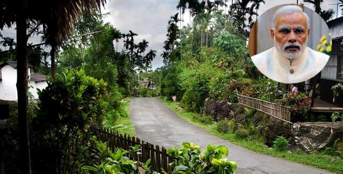 Will Modi visit Mawlynnong, Meghalayas cleanest village?