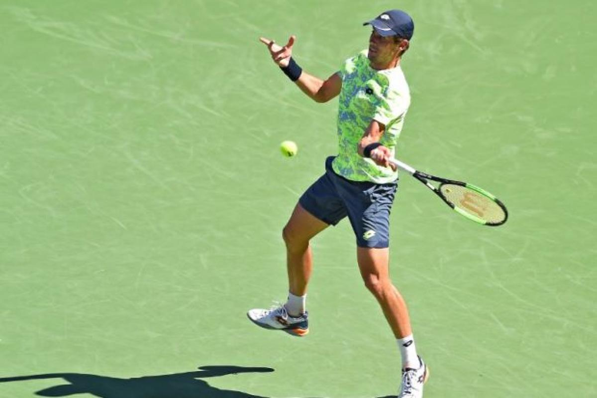 Nadal wins second round in Indian Wells, Federer rematch looms