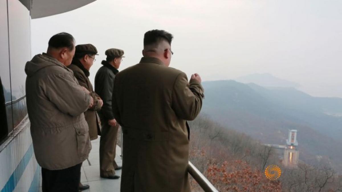 North Korea Tests Rocket Engine: US Officials
