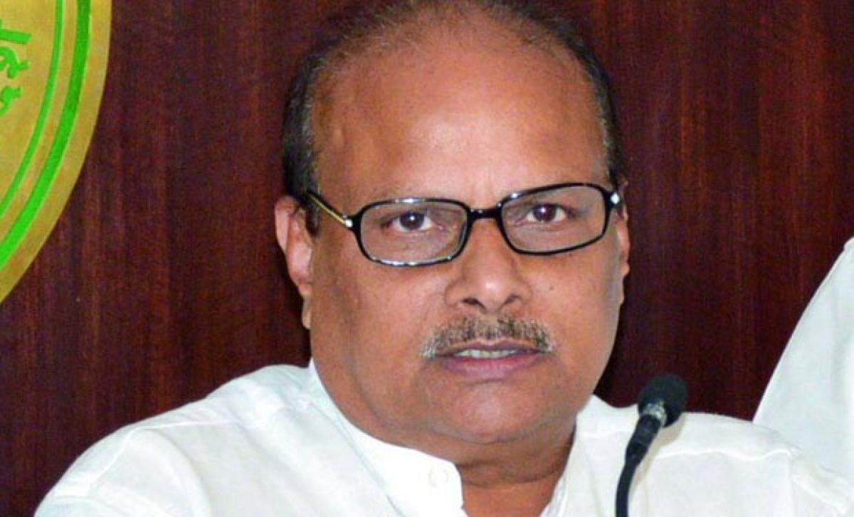 Address concerns of States: Yanamala  Ramakrishnudu
