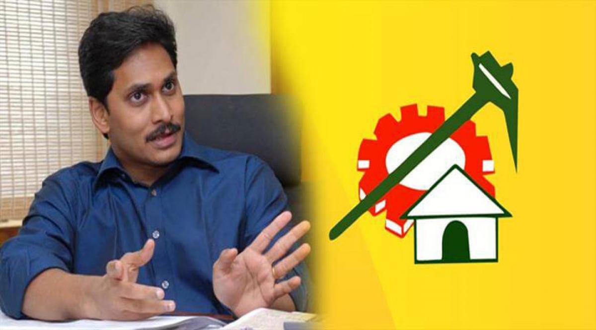 YS Jagan losing out key leaders to AP CM Chandrababu Naidu