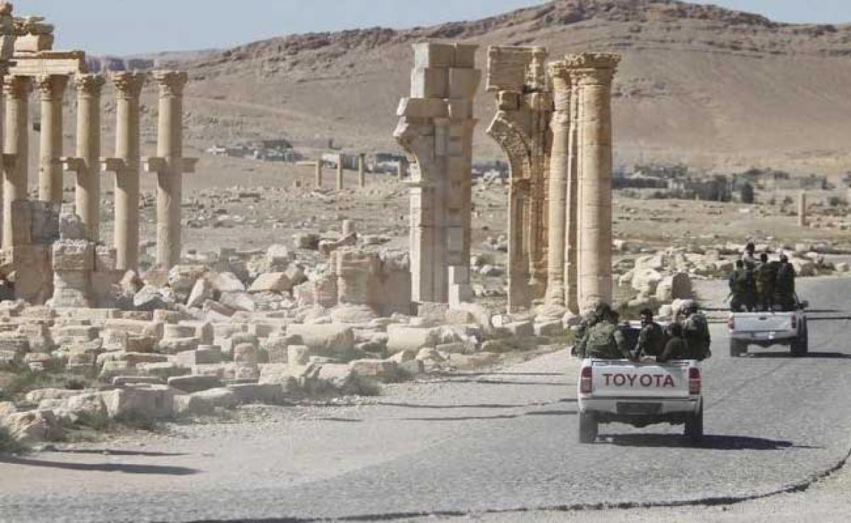 Syrian Army Recaptures Palmyra City From ISIS