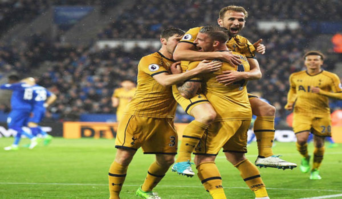 Kane dazzles with four goals