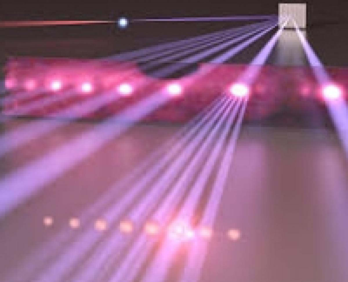 Indian converts laser light to extreme ultraviolet