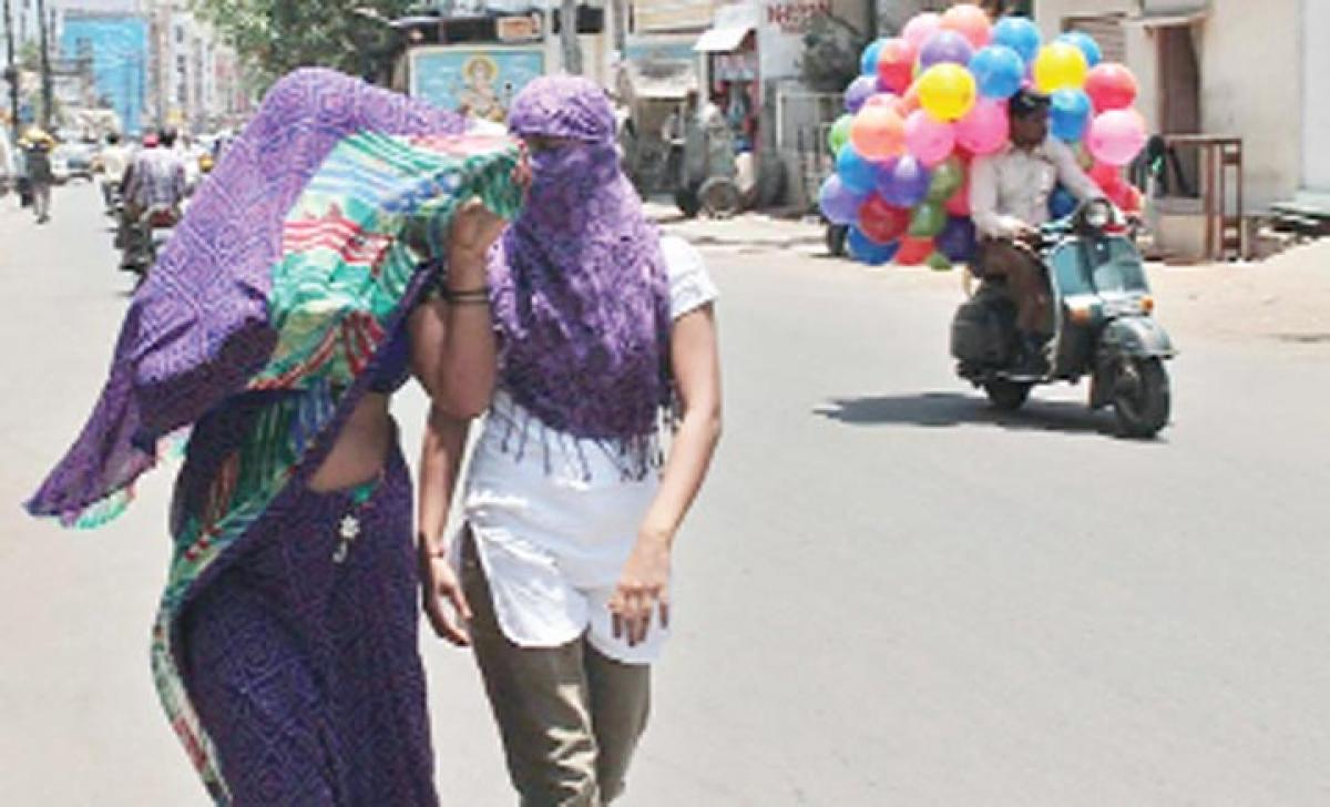 No let-up in sweltering heat in Nizamabad dist