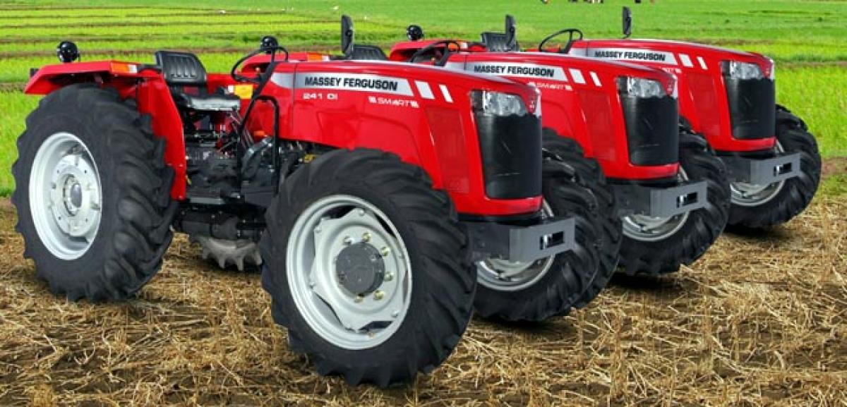 TAFE to launch high performance 'SMART' Massey Ferguson tractor series for 2016