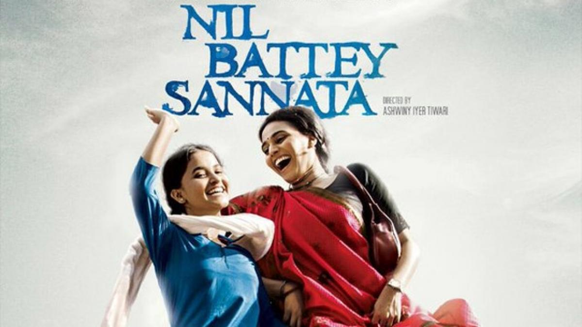 Nil Battey Sannata is a morally uplifting inspirational heartwarming fable