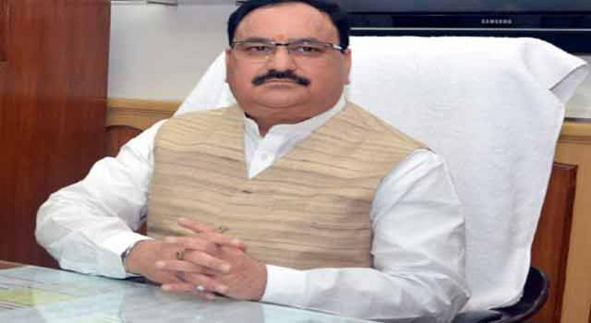 Close shave for Union Minister, BJP leaders