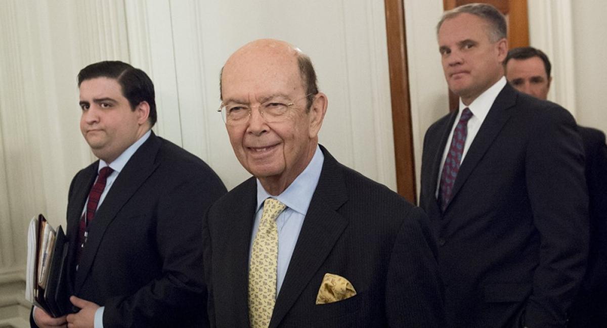 US Senate confirms commerce secretary