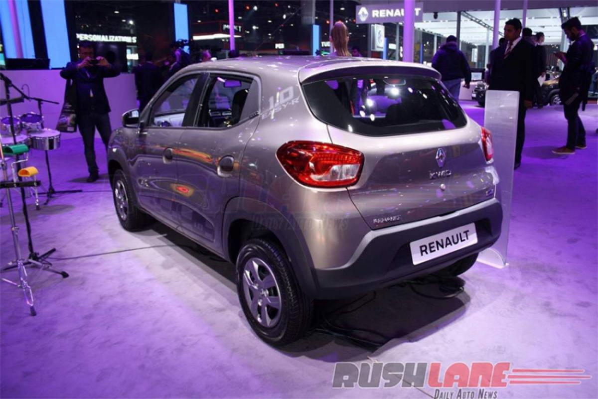 With record bookings, Renault Kwid waiting period goes up