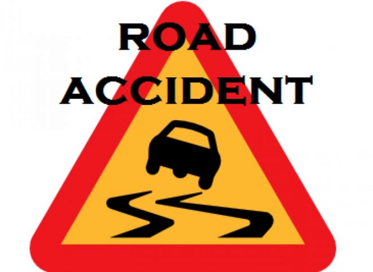 Two persons killed in road mishap